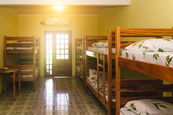 Schlafsaal Dormitory Escape Pousada